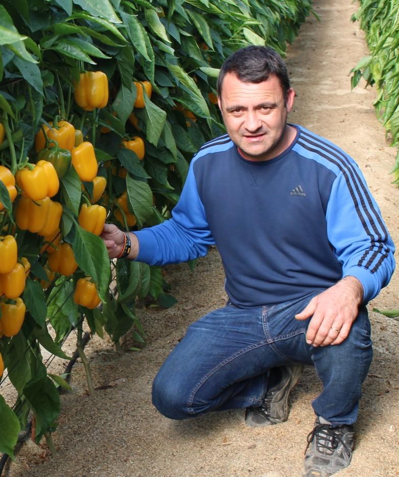 Antonio Martín, Agromartín